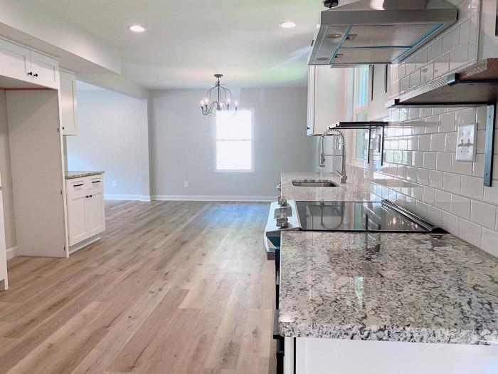 budget-friendly granite kitchen counters