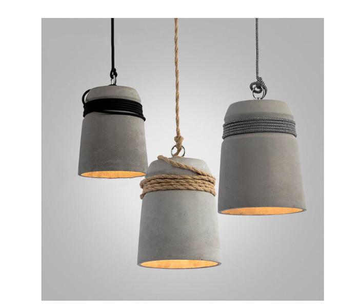 house design plan inspiration cement lights