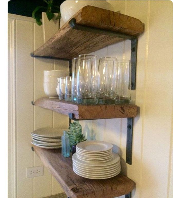 open shelving house design plan inspiration