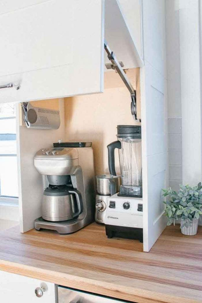 kitchen storage ideas from making it in the mountains