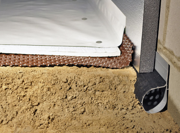 Insulated crawl space how to maintain