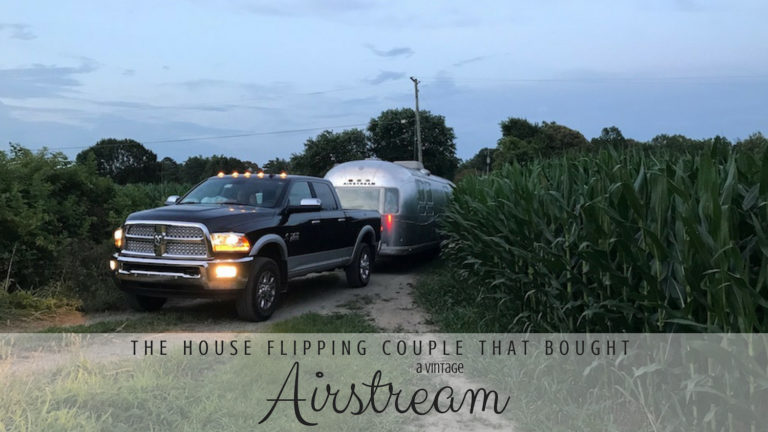 When Raleigh House Flippers Renovated An Airstream, Part 1