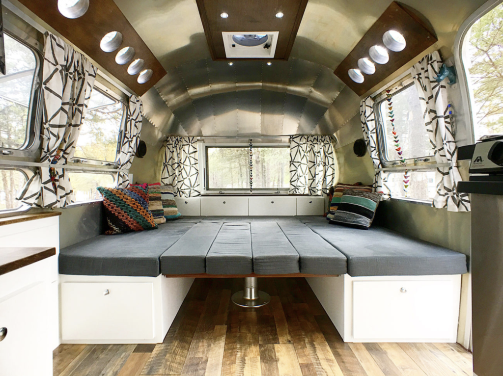 inspiration vintage airstream renovation