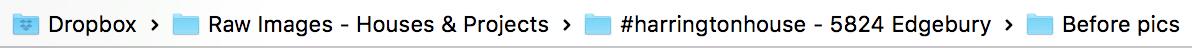 Dropbox Marketing Editorial Calendar Organization Digital content Folder system
