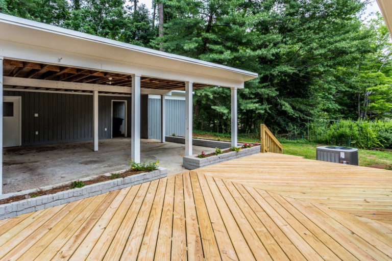 Deck Renovation Project: How to Bring an Old Deck Back to Life