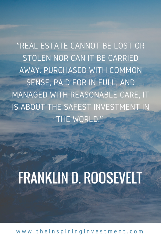 real estate quotes motivational home