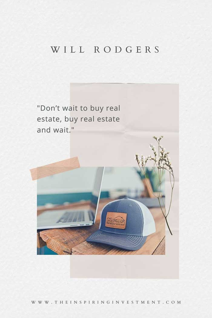 23 Inspirational Real Estate Quotes to Motivate You!