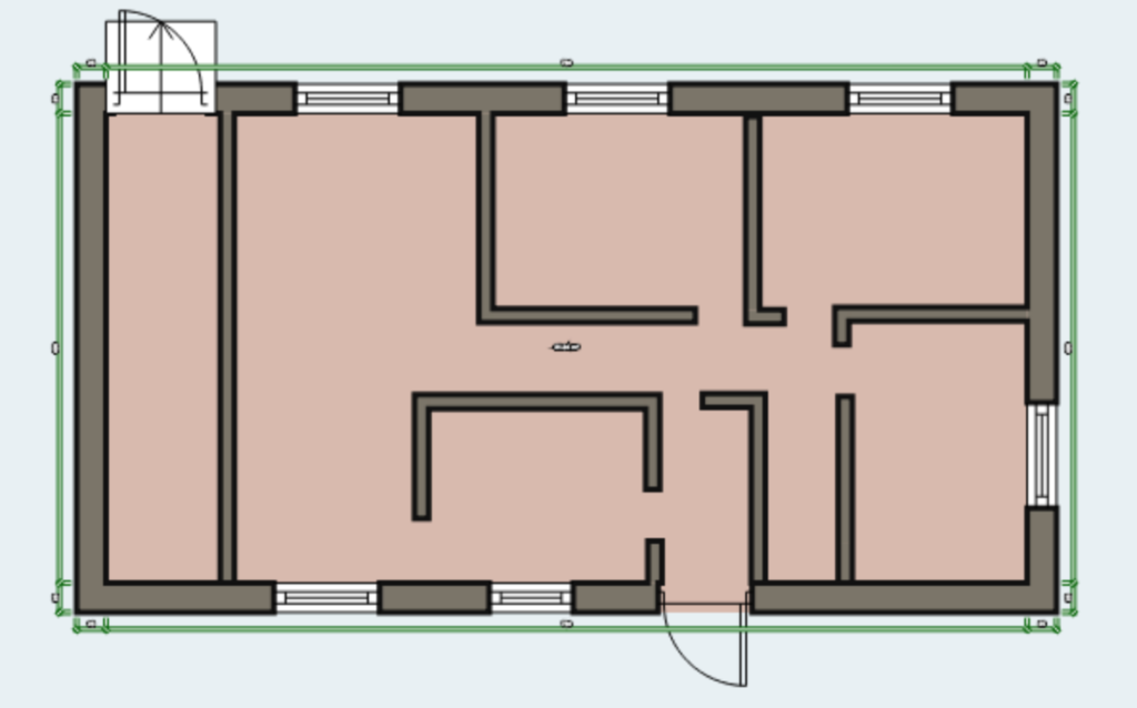 ranch house flip raleigh renovation layout before kitchen renovated home inspiring investment