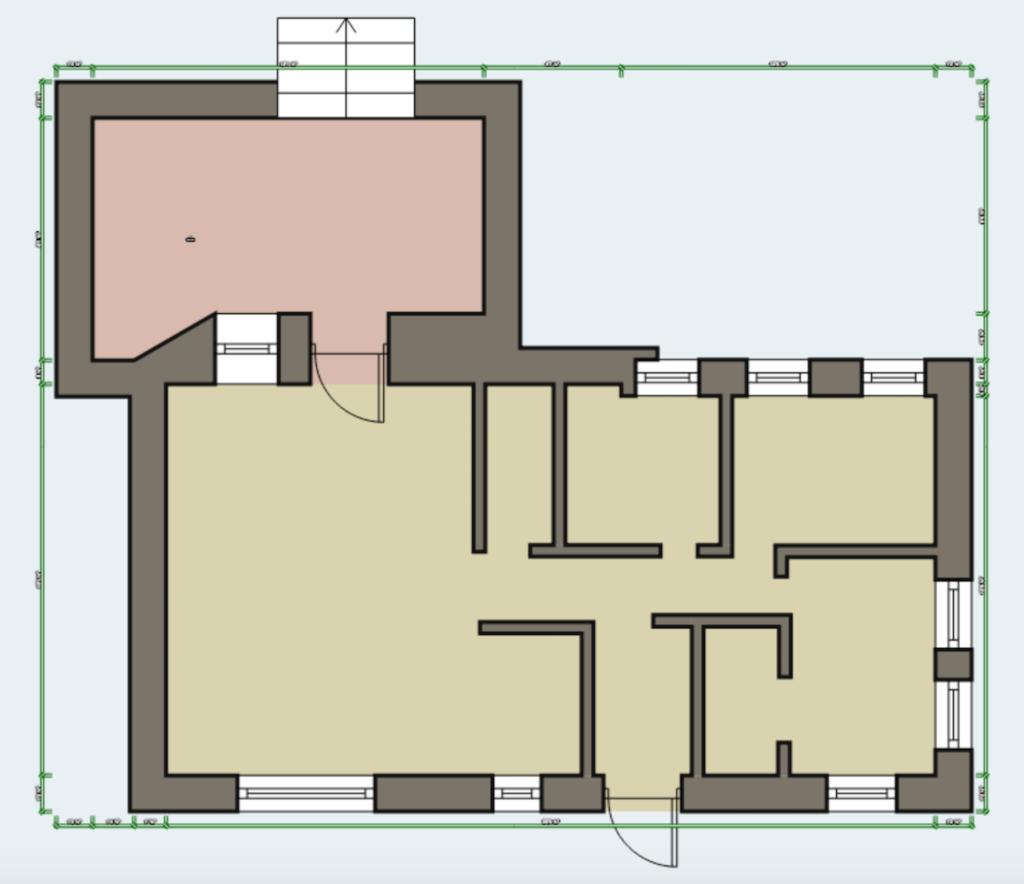 Larancharita house flip inspiring investment raleigh new floor plan whole home renovation ranch