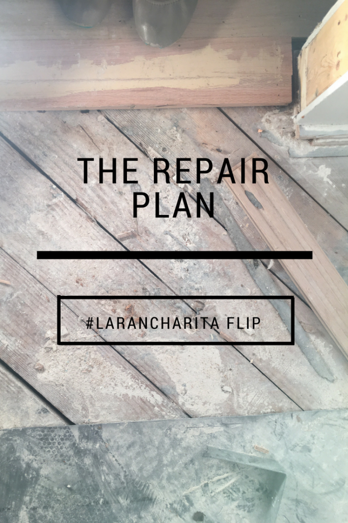 raleigh house flip renovation project plan planning framing open concept