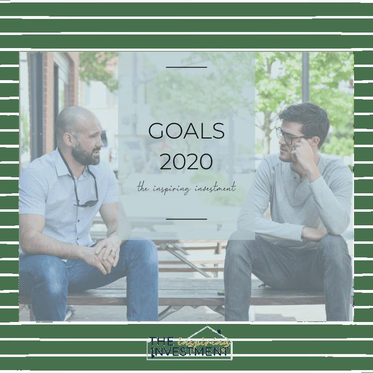 The Inspiring Investment 2020 Goals