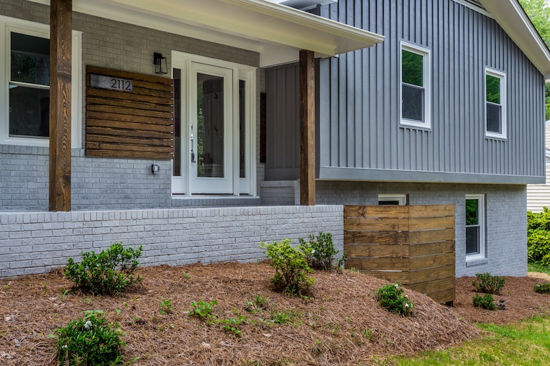 Modern Split Level Design featured by top house flipping blog, The Inspiring Investment