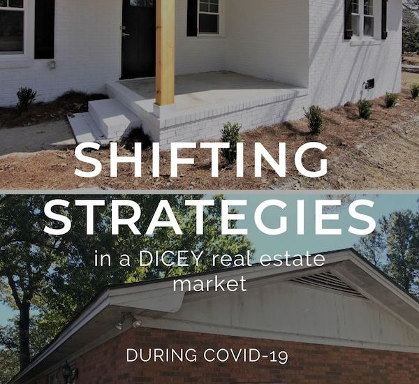 real estate investing during covid-19 alternate strategies