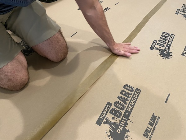 How to Protect Floors During Construction, tips featured by top house flipping blog, The Inspiring Investment