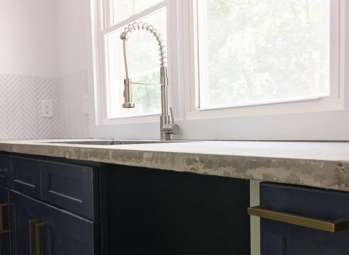 DIY Concrete Countertops Tutorial: Part 1 – Materials & Prep Work Needed