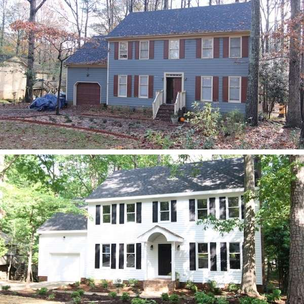 House Flipping Project: The Outdated Cary Colonial